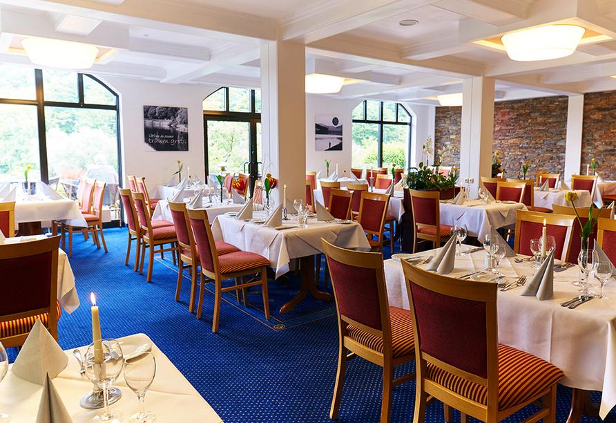 Göbel's Seehotel Diemelsee, Restaurant