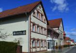 City Hotel Welzow in der Lausitz, Außenansicht
