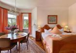 Hotel Kolbergarten in Bad Tölz in Bayern, Zimmerbeispiel