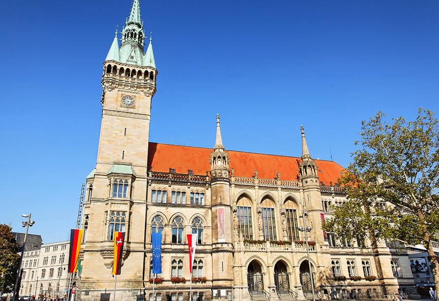 Pentahotel Braunschweig, Rathaus