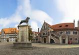 Pentahotel Braunschweig, Altstadt