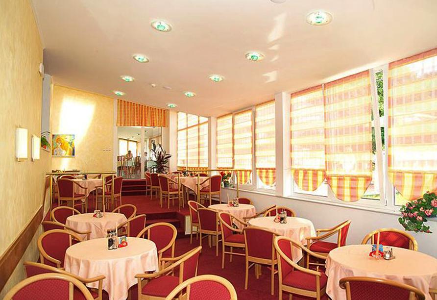 Hotel Riviera Nova Role bei Karlsbad, Restaurant