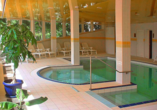 Hotel Riviera Nova Role bei Karlsbad, Hallenbad