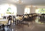 Kurhotel Pasja in Bad Flinsberg, Restaurant