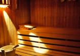 Vital & Wellness Hotel Schürger in Thurmansbang im Bayerischen Wald, Sauna