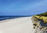 Pension Aneta, Gribow, Polnische Ostsee, Polen, Strand Gribow