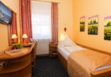 Hotel Rösslwirt in Lam, Einzelzimmerbeispiel