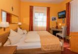 Hotel Rösslwirt in Lam, Zimmerbeispiel