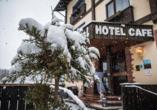 Hotel Gassbachtal in Grasellenbach, Außenansicht