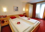 First Mountain Hotel Ötztal Längenfeld Tirol Österreich, Zimmerbeispiel