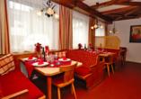First Mountain Hotel Ötztal Längenfeld Tirol Österreich, Restaurant