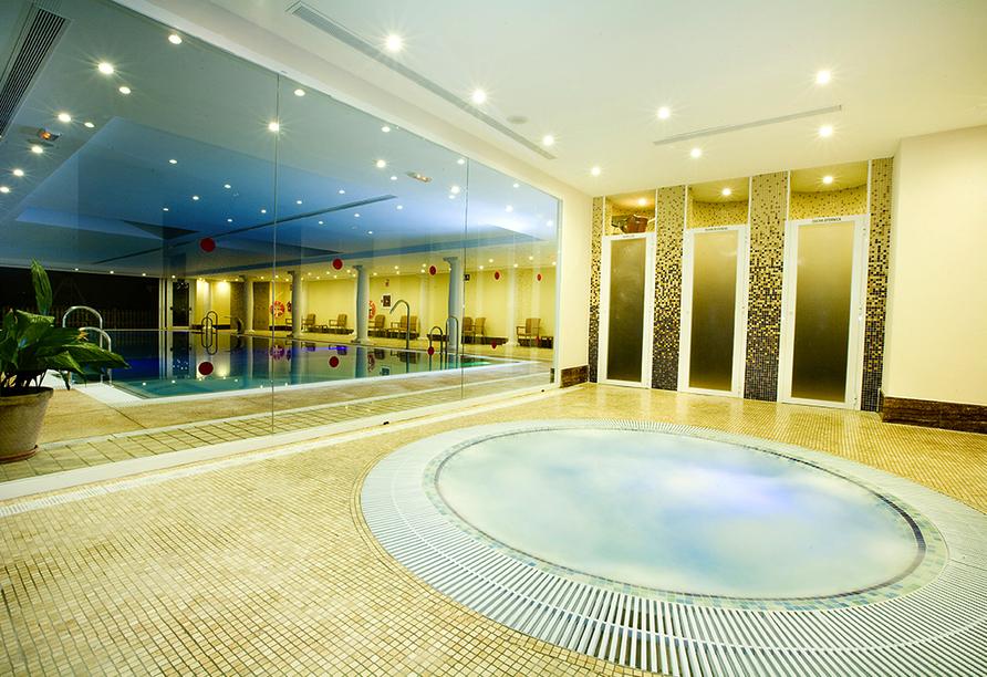 Hotel Fuengirola Park in Andalusien, Wellnessbereich
