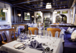 MAXIMILIAN Quellness- und Golfhotel in Bad Griesbach, Restaurant