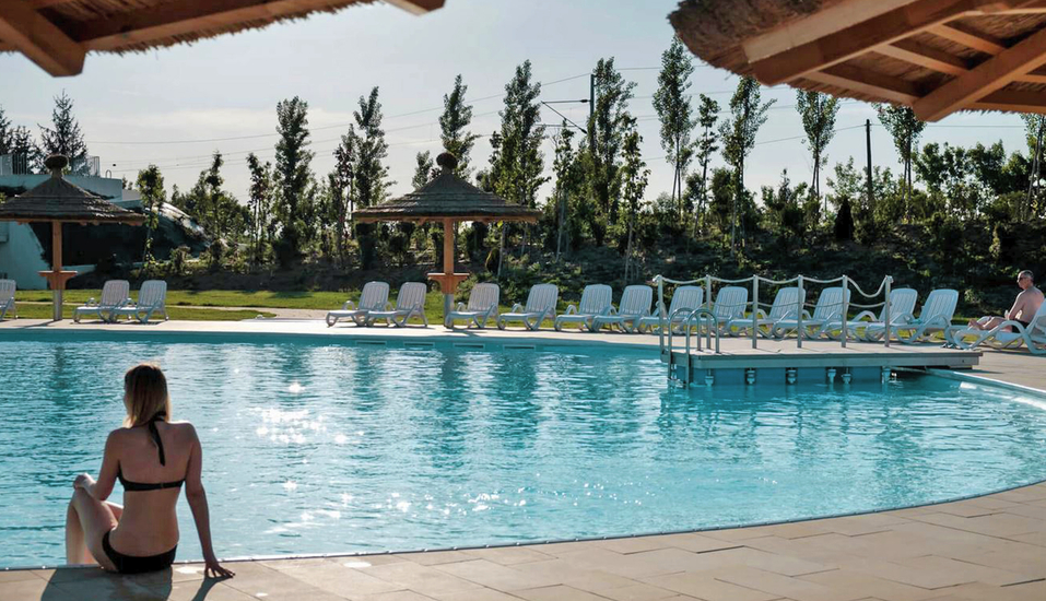 Mjus World Resort & Thermal Park, Thermalpark