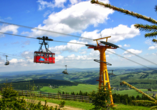 Pension Am Roten Hammer in Oberwiesenthal, Fichtelbergbahn