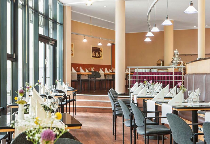 IntercityHotel Magdeburg, Restaurant