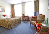 Hotel Alexandra in Plauen im Vogtland & Erzgebirge Zimmerbeispiel