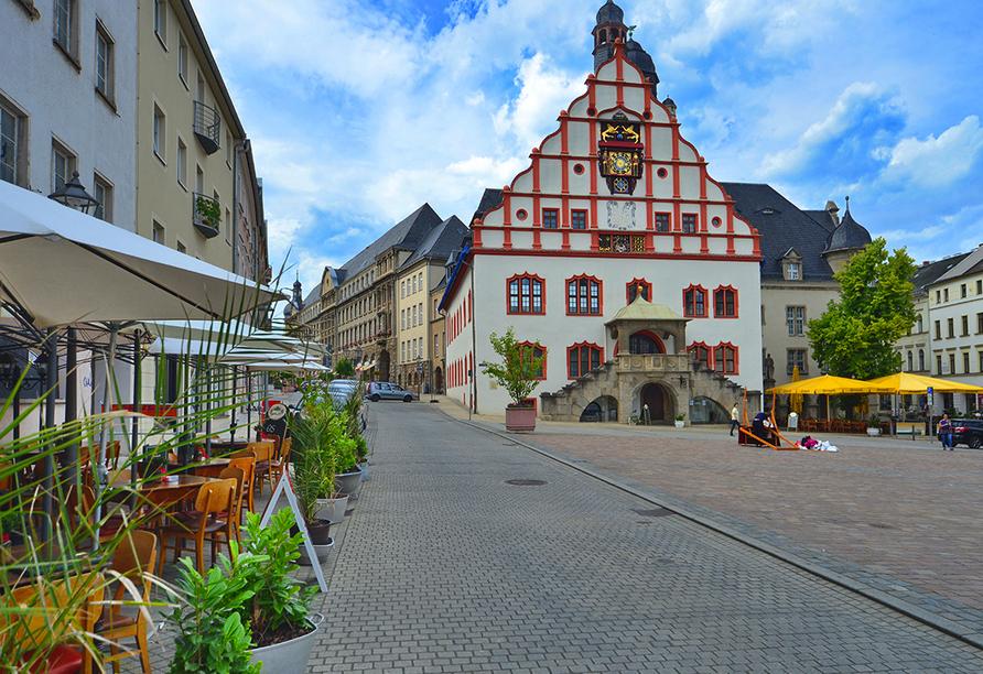 Hotel Alexandra in Plauen im Vogtland & Erzgebirge Plauen