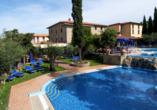 Villa Paradiso Village in Passignano sul Trasimeno, Lago Trasimeno