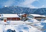 Hotel Bayerischer Hof Inzell im Chiemgau, Winter