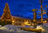 Hotel Bayerischer Hof Inzell im Chiemgau, Ausflugsziel Ruhpolding