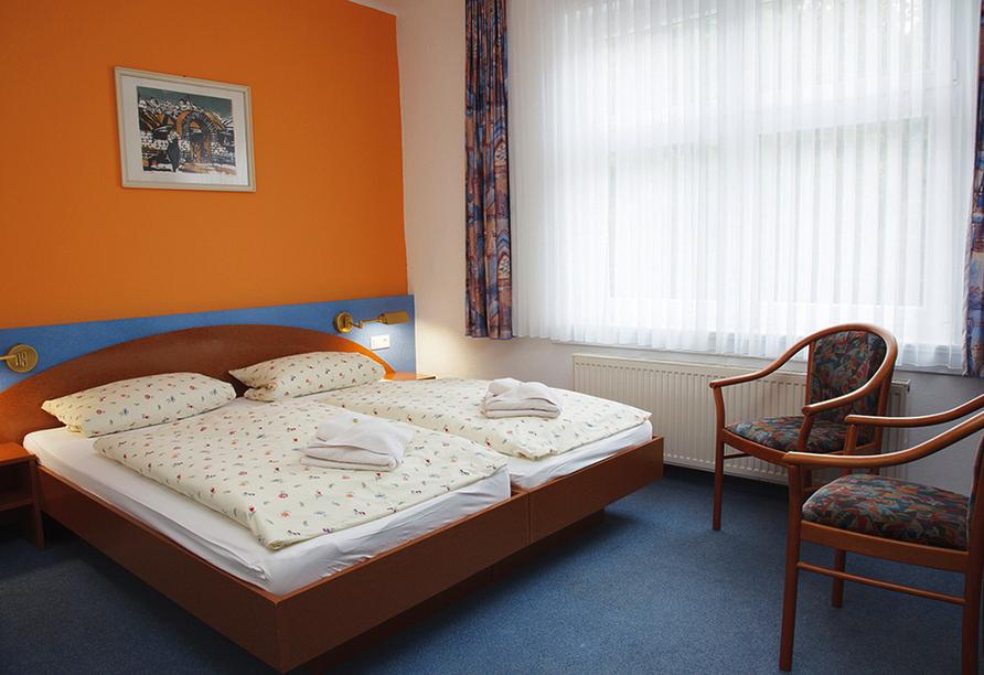 Waldhotel Friedrichroda, Zimmerbeispiel