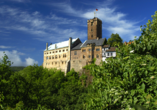 Waldhotel Friedrichroda, Wartburg