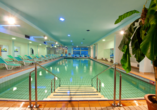 Hotel Hedera in Rabac in Kroatien, Hallenbad