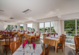 Hotel Hedera in Rabac in Kroatien, Restaurant