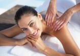 Hotel Hedera in Rabac in Kroatien, Massage