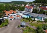 Göbel's Hotel AquaVita in Bad Wildungen-Reinhardshausen, Außenansicht