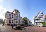Göbel's Hotel AquaVita in Bad Wildungen-Reinhardshausen, Altstadt