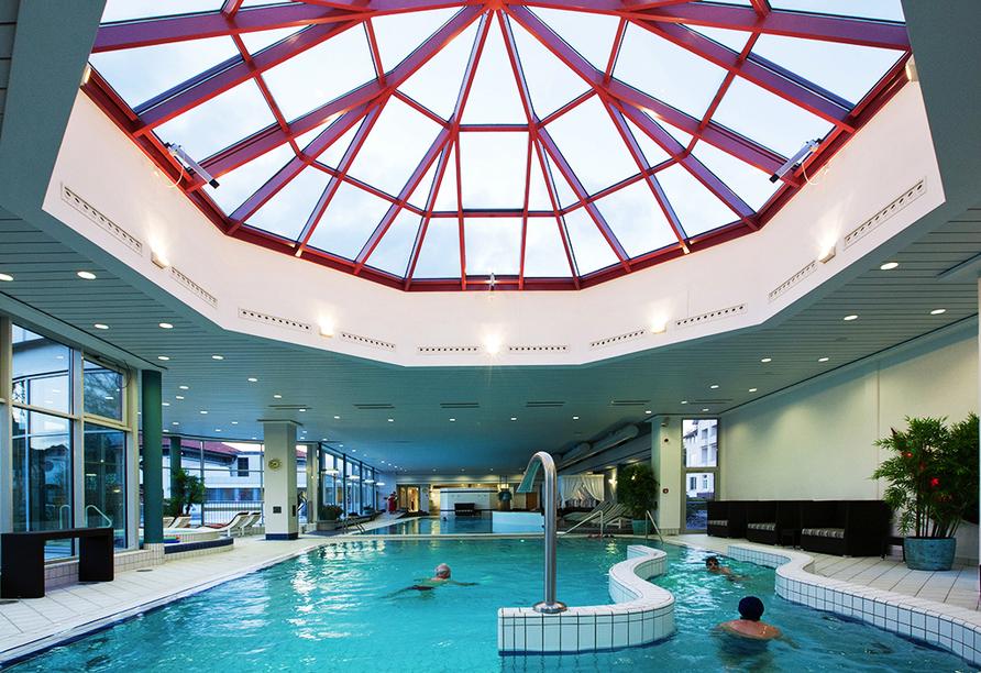 Göbel's Hotel AquaVita in Bad Wildungen-Reinhardshausen, Therapiebad