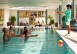 Göbel's Hotel AquaVita in Bad Wildungen-Reinhardshausen, Aquagymnastik