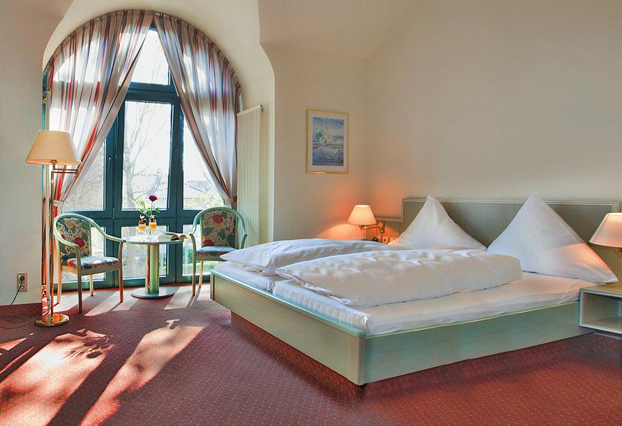 Göbel's Hotel AquaVita in Bad Wildungen-Reinhardshausen, Zimmerbeispiel
