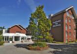 Parkhotel Am Glienberg, Aussenansicht