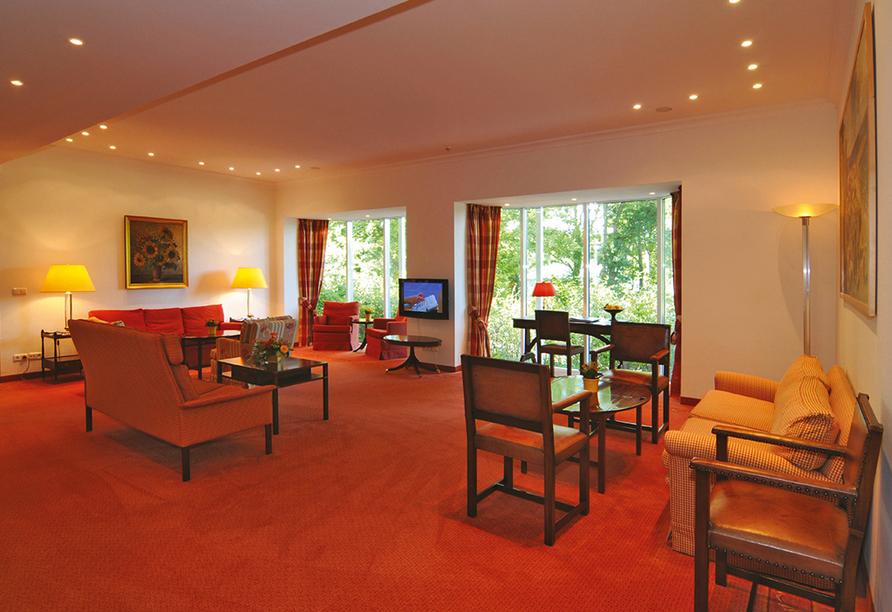 Parkhotel Am Glienberg. Lobby