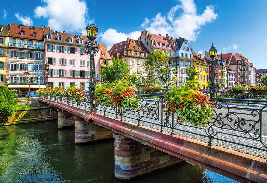 Zenitude Hôtel-Résidences Les Portes D'Alsace in Mutzig, Ausflugsziel Straßburg