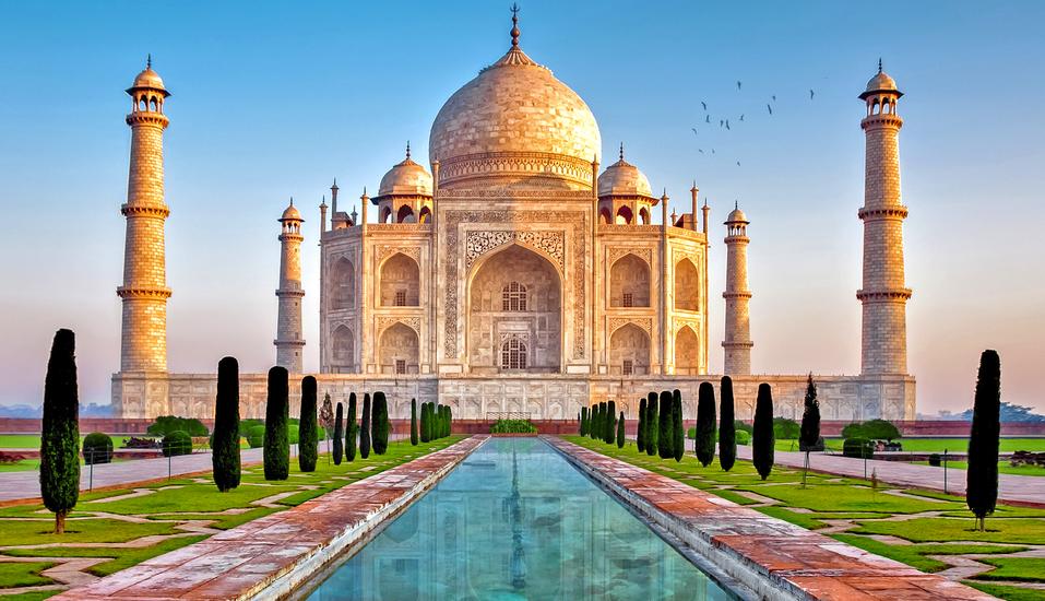 Erlebnisreise Indien, Taj Mahal