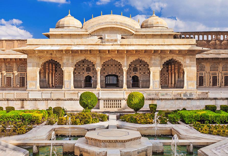 Erlebnisreise Indien, Amber Fort
