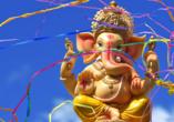 Erlebnisreise Indien, Ganesha