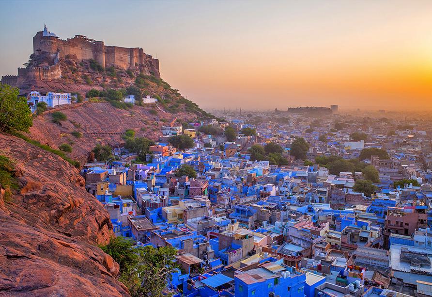 Erlebnisreise Indien, Jodhpur