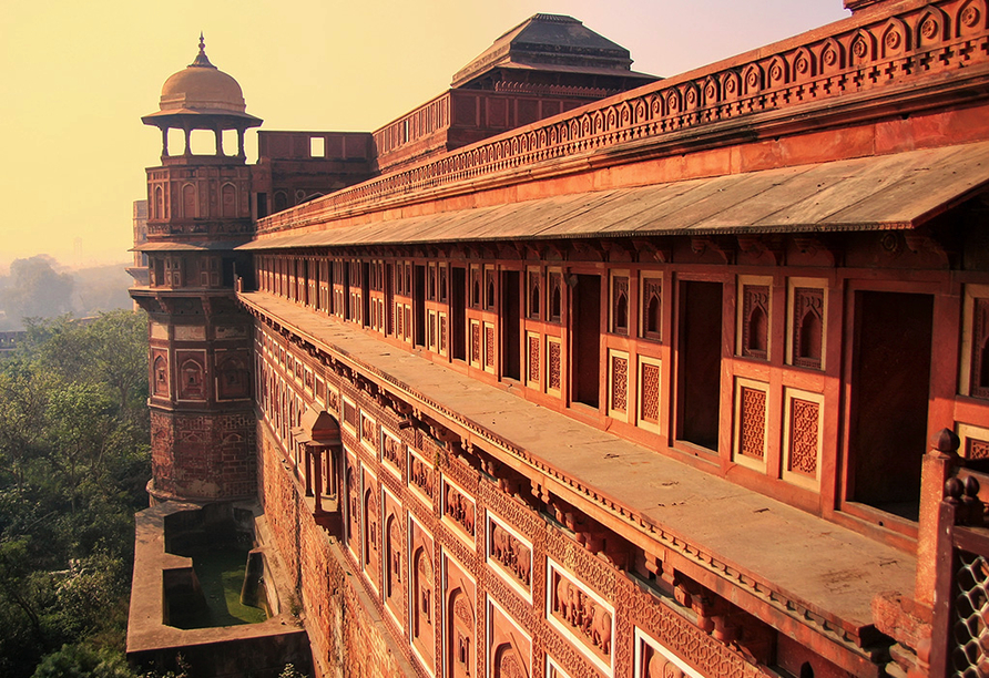 Erlebnisreise Indien, Agra Fort
