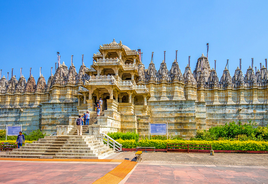 Erlebnisreise Indien, Ranakpur