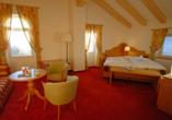 Hotel Stella delle Alpi in Ronzone in Südtirol Zimmer