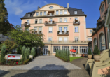Hotel Villa Thea Bad Kissingen, Eingang