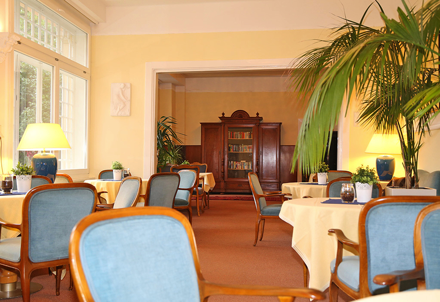 Hotel Villa Thea Bad Kissingen, Restaurant