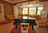 Hotel Villa Thea Bad Kissingen, Lobby