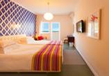 Hotel Vasco da Gama in Monte Gordo, Beispiel Zimmer Meerblick