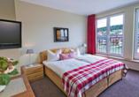 Best Western Hotel Brunnenhof in Weibersbrunn, Zimmer